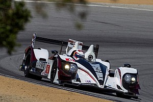 ALMS Qualifying report Luhr, Edwards, Briscoe turn 'hot' laps in Lime Rock qualifying