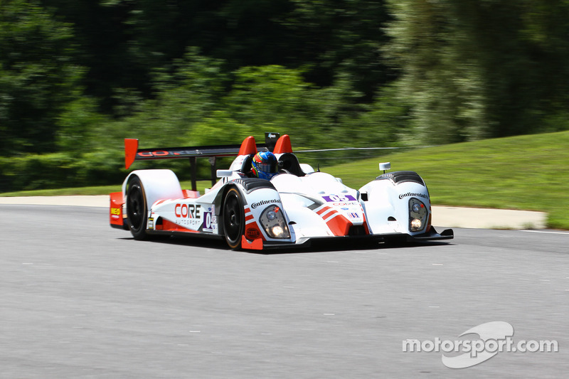 Heroic pole effort for CORE at Lime Rock