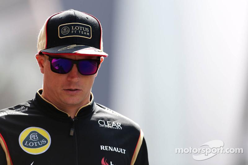 Raikkonen on cusp of Red Bull deal - report