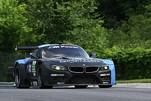 ALMS Race report In a eventful race at Lime Rock, Martin and Auberlen finished in 4th place