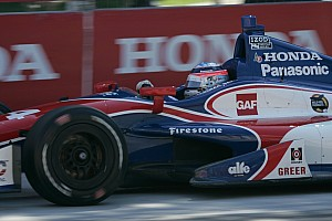 IndyCar Race report A dramatic finish for Sato on Race 2 at Toronto