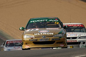 BTCC Race report Rolling back the BTCC years at Brands Hatch