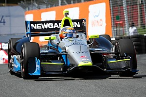 IndyCar Race report SFHR finishes 11th on sweltering day in Toronto