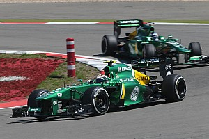 Formula 1 Breaking news Van der Garde 'busy enough' without Kovalainen rumours