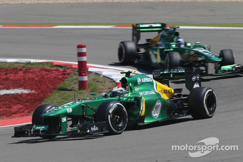 Van der Garde 'busy enough' without Kovalainen rumours