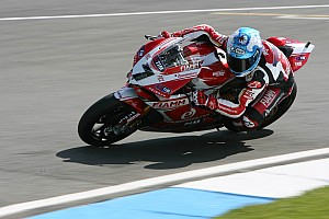 World Superbike Qualifying report Checa fourth for Ducati in Moscow's Friday qualifying