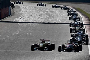 BF3 Breaking news Top British teams gather for British F3's visit to Spa-Francorchamps