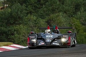 ALMS Qualifying report Super sub Conway leads Level 5 qualifying sweep at Mosport