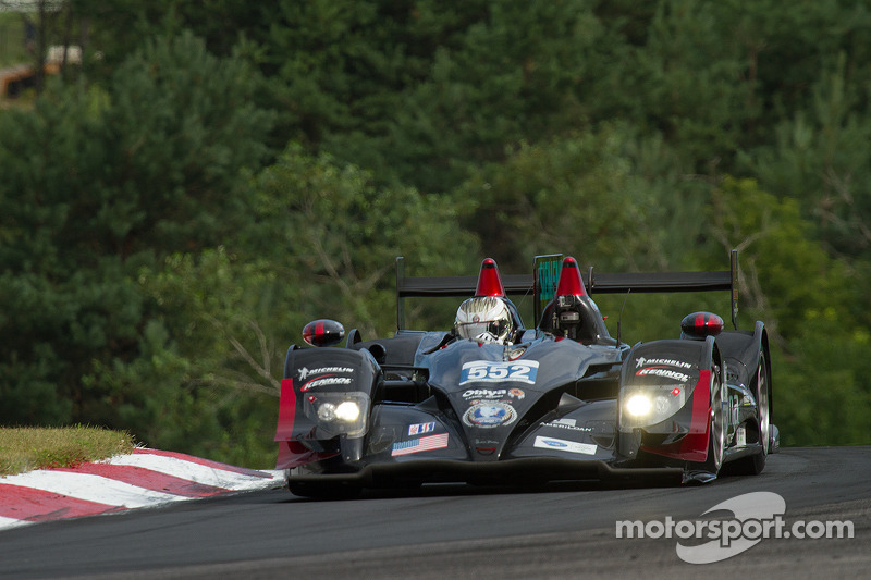 Super sub Conway leads Level 5 qualifying sweep at Mosport