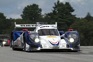 ALMS Race report Dyson Racing finished second in P1 at Mosport