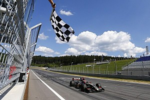 Formula V8 3.5 Breaking news Successful first Austrian round for World Series by Renault