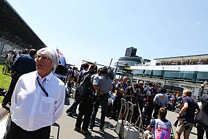 Formula 1 Breaking news F1 pays almost no tax - report