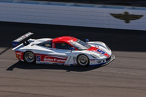 Grand-Am Qualifying report Action Express Racing looking to make history at the Brickyard on Friday