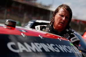 NASCAR Truck Race report Bloomquist finishes disappointing 25th at Eldora