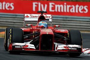 Formula 1 Qualifying report Mixed feelings on Ferrari side, after qualifying at Hungaroring