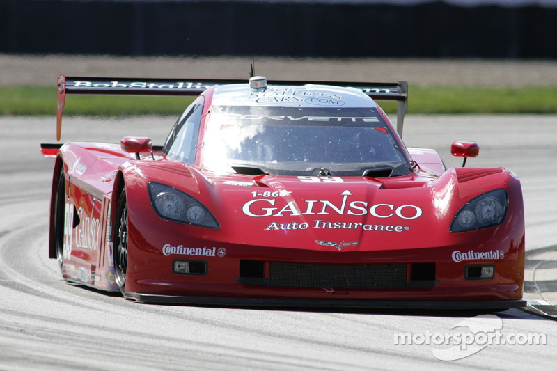 Gurney and Fogarty top Corvette DP with third-place finish at the Brickyard Grand Prix