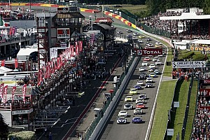 Endurance Breaking news 24 Hours of Spa started with a six hour sprint