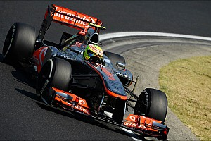 Formula 1 Breaking news Beating Button the 'only goal' - Perez