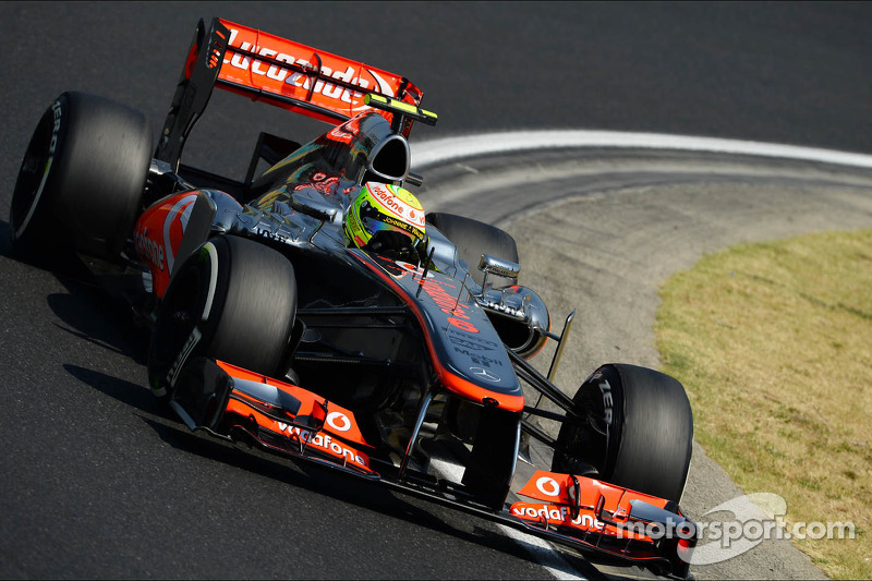 Beating Button the 'only goal' - Perez