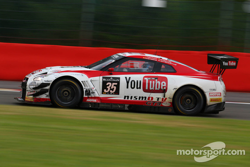 All-Gamer line up takes class podium at Spa 24 Hours