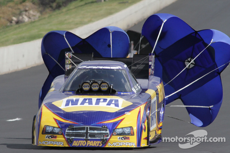 Capps reacts quickly for special win in Sonoma