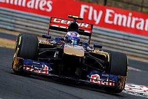 Formula 1 Breaking news Tost wants one more Toro Rosso season for Ricciardo