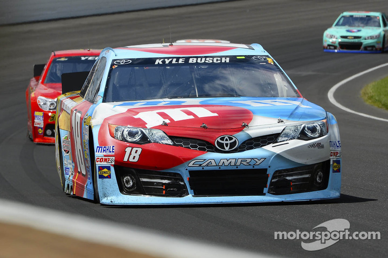 Kyle Busch ready for Pocono 400