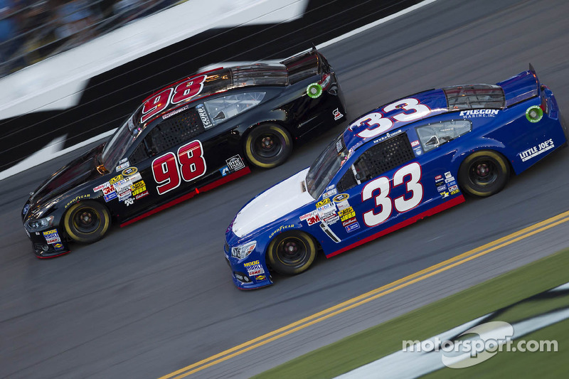 McDowell to race No. 35 Ford at Watkins Glen