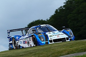 Grand-Am Qualifying report Yacaman leads Michael Shank Racing charge in qualifying at Road America