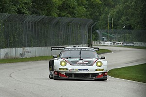ALMS Race report Paul Miller Racing finishes a season-best fourthat Road America