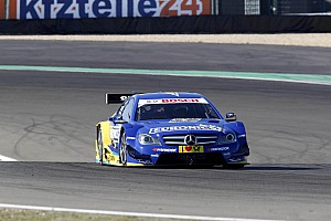DTM Qualifying report Gary Paffett in grid position five at Nürburgring