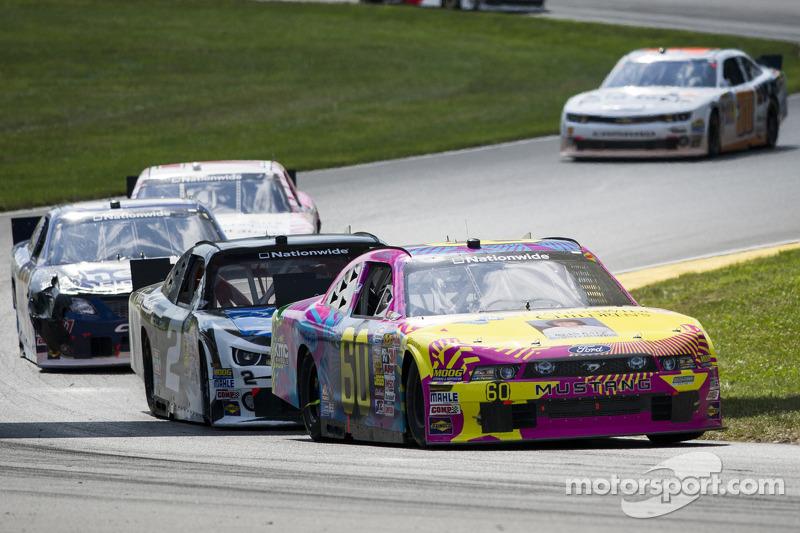 Pastrana finishes 31st at inaugural Mid-Ohio race