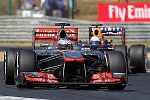 Formula 1 Breaking news McLaren admits race win unlikely in 2013