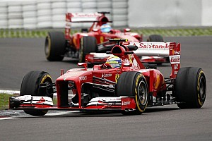 Formula 1 Breaking news Silly-season spotlight shining on Ferrari