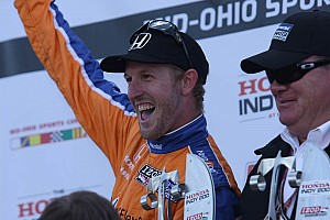 IndyCar Preview Ganassi's Kimball is focused on the next challenge at Sonoma