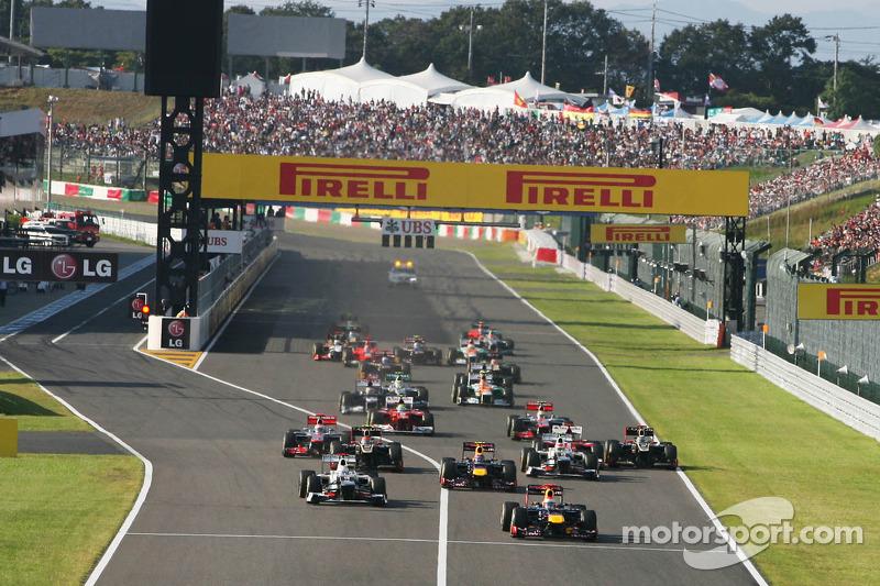 Suzuka denies Honda return to bring Japanese driver to F1