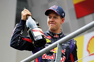 Formula 1 Race report Red Bull's Vettel was dominant at Spa