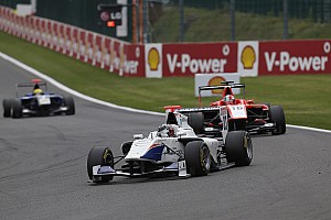 GP3 Race report Trident Racing not happy with Spa outcome