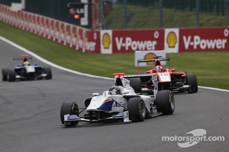 Trident Racing not happy with Spa outcome