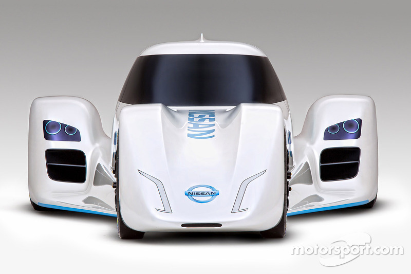 Nissan ZEOD RC set to hit the track for the first time