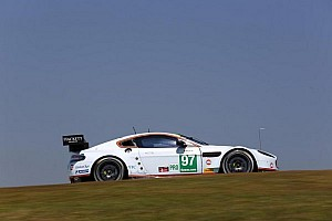 WEC Practice report Aston Martin set the pace in LMGTE Pro and Am in Sao Paulo