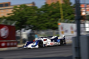 ALMS Race report Smith returns to action with strong second place at Baltimore