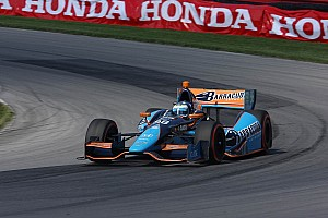 IndyCar Race report Day ends early for Barracuda Racing in Baltimore