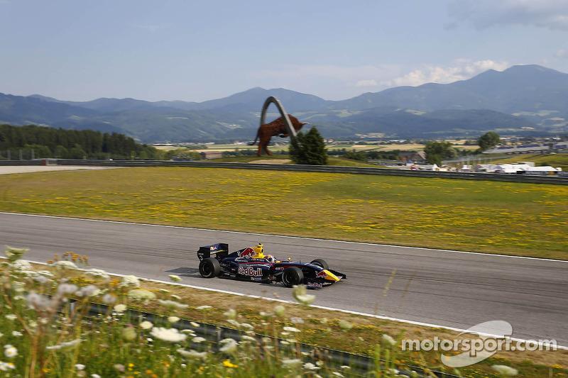 Formula One work for 2014 Austria GP begins