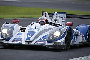 Asian Le Mans Interview KCMG's driver James Winslow talks about his debut on Asian Le Mans Series