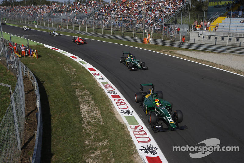 Canamasas completes his best weekend of the season at Monza