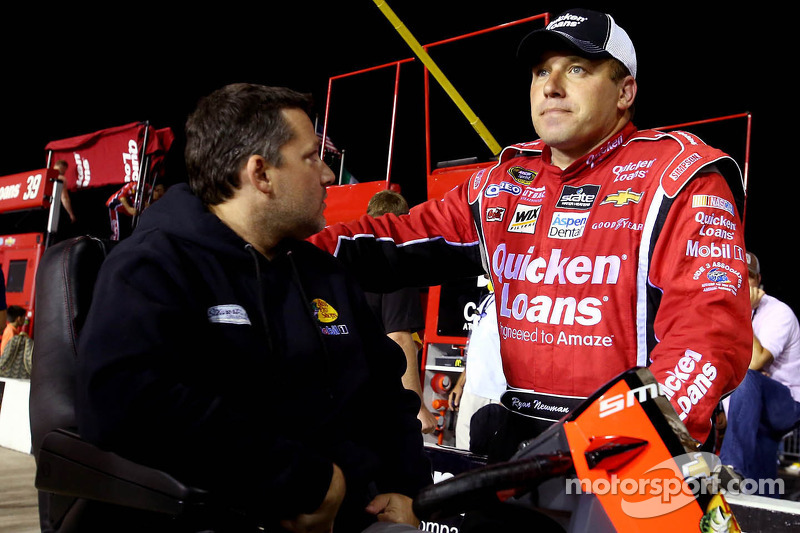 """Reaction of SHR on NASCAR ruling: """"Obviously, we're very pleased"""""""