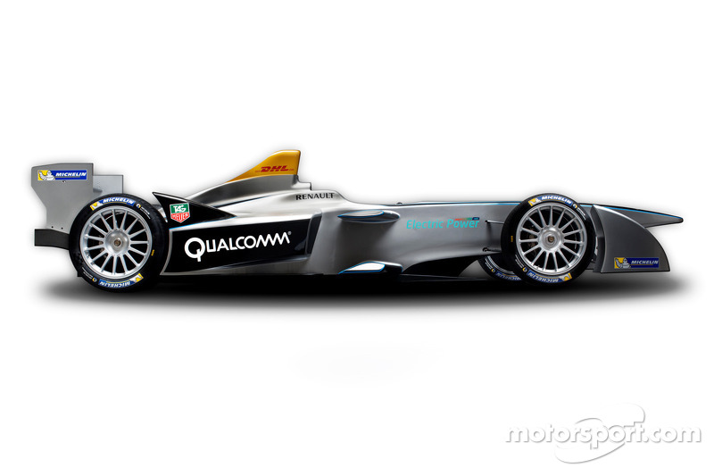 McLaren the power behind Formula E