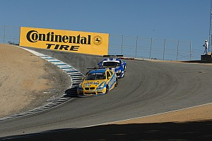 Grand-Am Race report Turner BMW M3 takes second at Laguna Seca