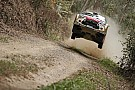 Citroen's Meeke crashes out of Rally Australia
